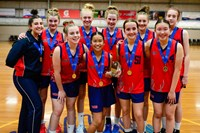 BBSSSA Girls Jr Int Basketball 2019
