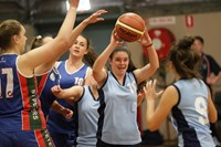 BBSSSA Basketball Championships Junior Intermediate 2017