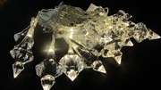 Glitzy Crystal Battery