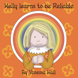 Kelly learns to be Reliable (Soft Cover)