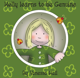Kelly learns to be Genuine (Soft Cover)