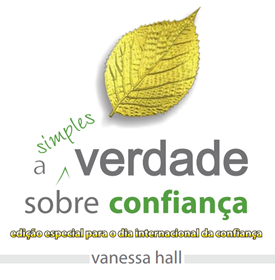 The Simple Truth About Trust e-book Portuguese