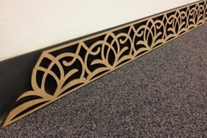 decorative skirting