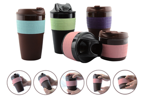 Collapsible Coffee Mug