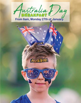 Australia Day Breakfast