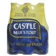 Castle Milk Stout - 6 Pack