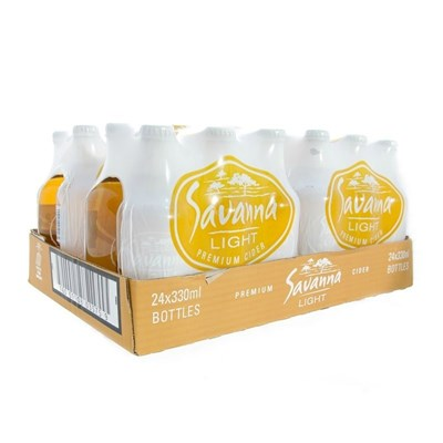 Savanna Light - Case