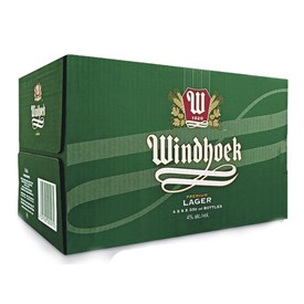 Windhoek Lager - Case