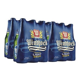 Windhoek Light - Case