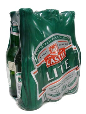 Castle Lite - 6 Pack