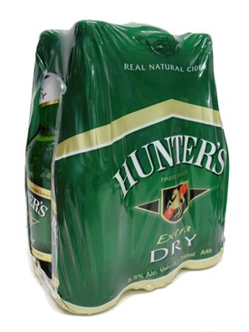 Hunters Dry - 6 Pack