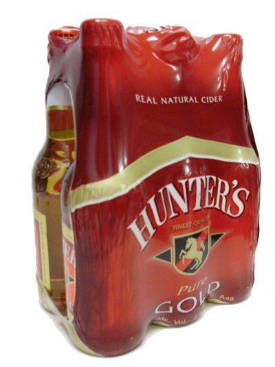 Hunters Gold - 6 Pack
