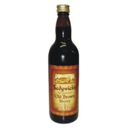 Sedgwicks Old Brown Sherry