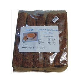 Jane's Rusks - Meusli