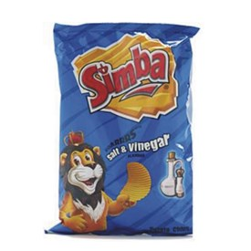 Simba - Salt & Vinegar