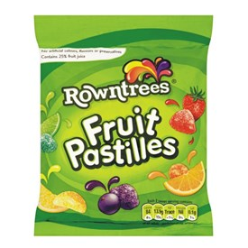 Rowntree's Fruit Pastilles - Bag