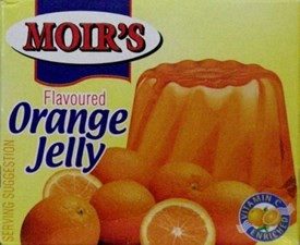 Moirs Jelly - Orange