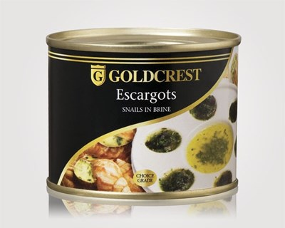 Goldcrest Escargots Snails 200g