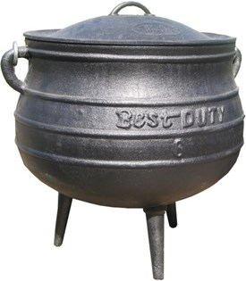 Potjie Size 6 (three legs)