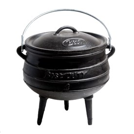 Potjie Size 3 (three legs)