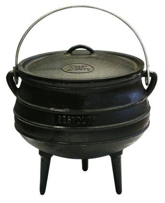 Potjie Size 4 (three legs)