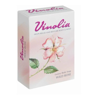 Vinolia Luxury Body Soap - Wild Rose