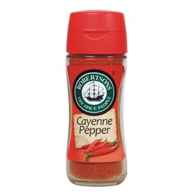 Robertsons Spice Bottle - Cayenne Pepper