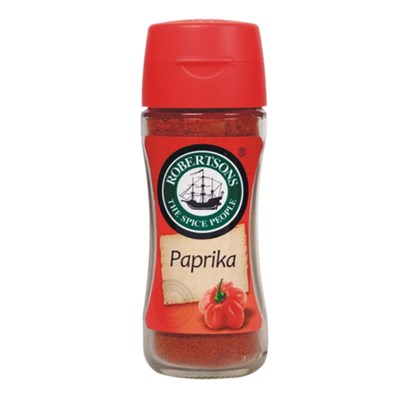 Robertsons Spice Bottle - Paprika