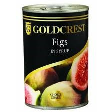 Goldcrest Figs in Syrup
