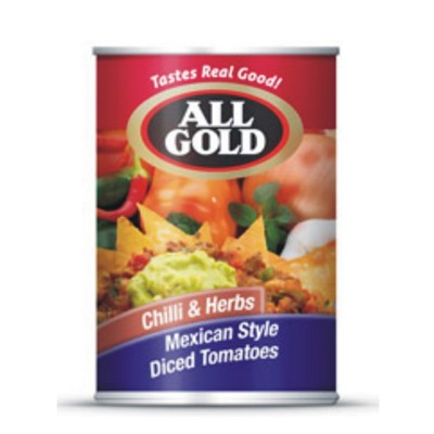 All Gold Tomato Mexican Style