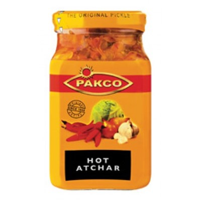 Pakco - Hot Atchar
