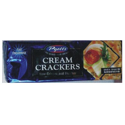 Bakers Cream Crackers