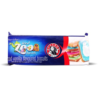 Bakers Zoo Biscuits