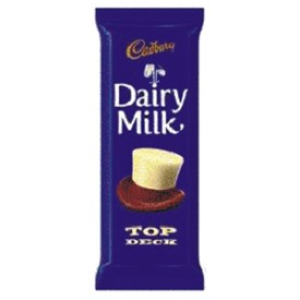 Cadbury Slab - Top Deck