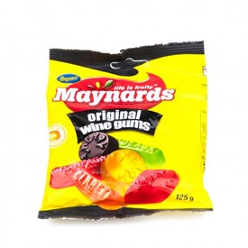 Maynard's Wine Gums - Large bag 125g