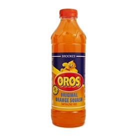 Brooke's Oros Orange Squash