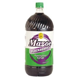 Mazoe Blackberry Squash 2L