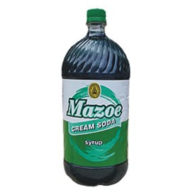 Mazoe Cream Soda Squash 2L