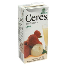 Ceres Juice - Litchi Sensation