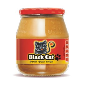Blackcat Peanut Butter - Smooth