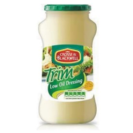Crosse & Blackwell Trim Salad Dressing