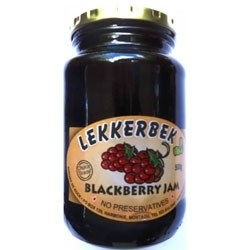 Lekkerbek Blackberry Jam