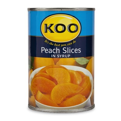 KOO Peach Slices