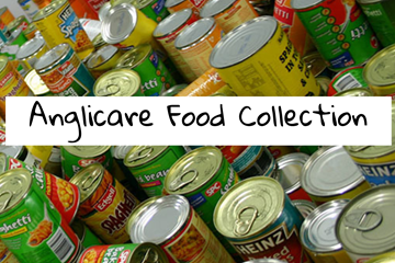 Food Collection for Anglicare