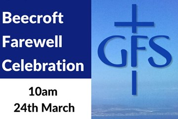 GFS Beecroft Farewell and Celebration Service
