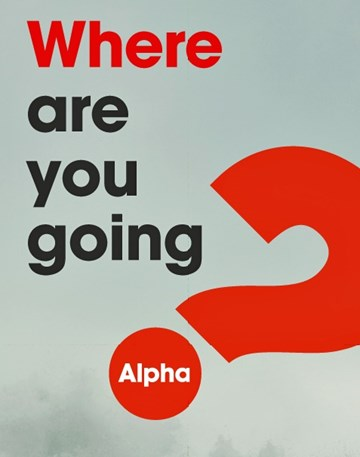 Alpha Course - Postponed to Term 4