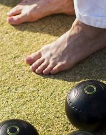 Mens Barefoot Bowls