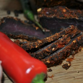 BEEF BILTONG Spicy Chipotle 500g