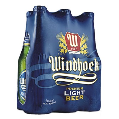 Windhoek Light - 6 Pack