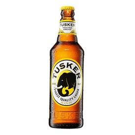Tusker Lager - 500ml bottle loose